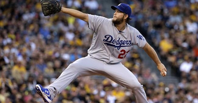 Dodgers sending ace Kershaw home for tests on sore back