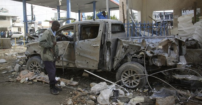 Somali minister among 15 killed in extremist attack on hotel