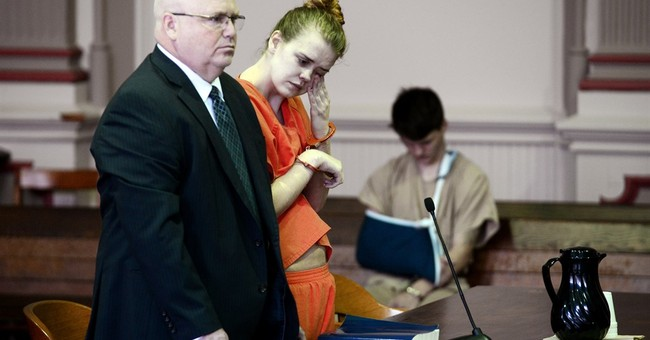Ex-student gets life term for killing baby at sorority house