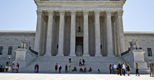 The Latest: Ex-gov's wife pleased by Supreme Court ruling