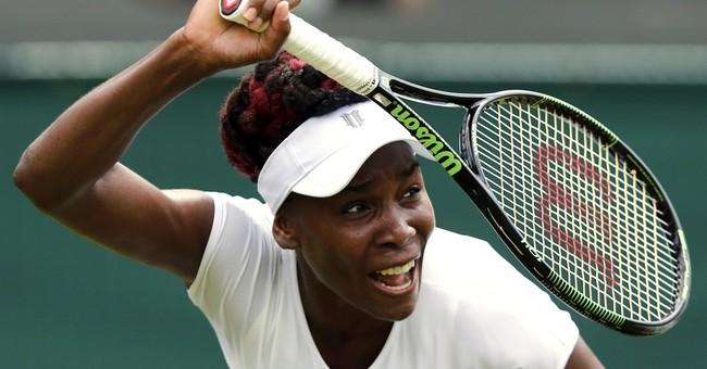 Tennis teacher ranked 772nd wins at Wimbledon; Federer next