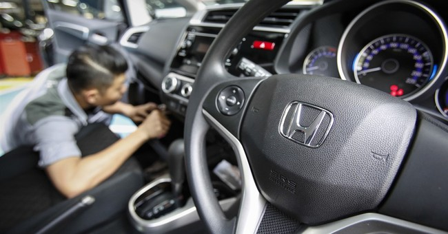 Malaysian woman dies after airbag ruptures in accident