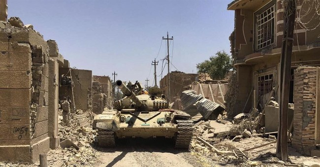 A look at Iraq's war against IS after Fallujah