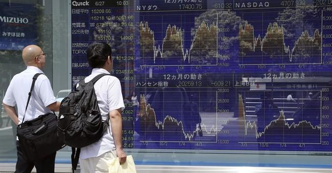 Asian stocks mixed as markets await Brexit fallout