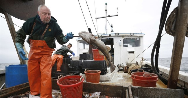 Fading fishermen: A historic industry faces a warming world