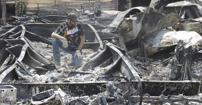 California wildfire 'most destructive' in county history