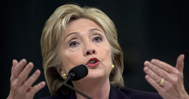 The Latest: State Dept: Benghazi outpost was no mistake