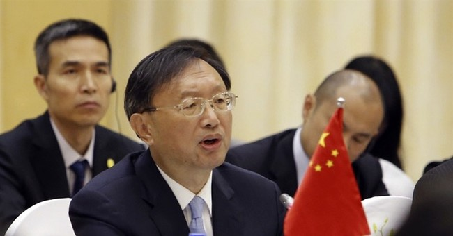 Top China envoy visits Vietnam ahead of court ruling