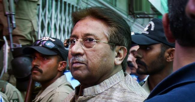 Pakistan's ex-President Musharraf acquitted in murder case