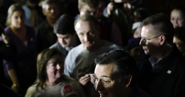 Ted Cruz says Donald Trump becoming 'rattled' by his gains
