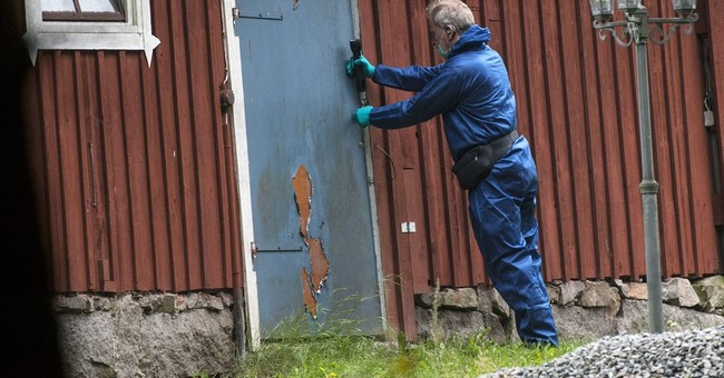 Swedish doctor charged for locking woman in bunker