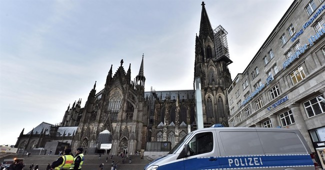 Germany: 1st suspect held over Cologne sex assaults