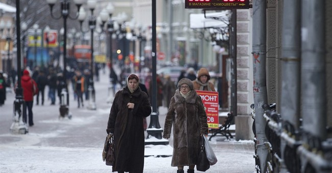 Russian ruble hits a new low as oil prices weaken