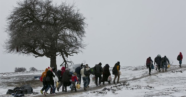 The Latest: Czechs approve plan to create EU border agency