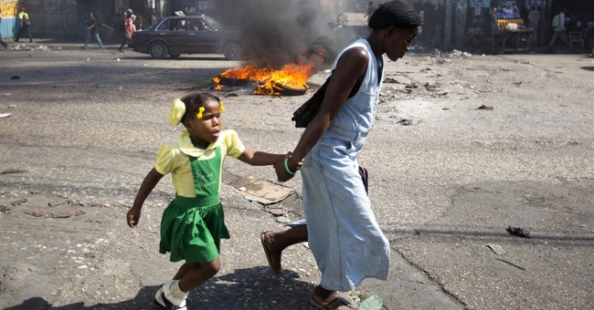 Several election offices attacked in Haiti as runoff nears