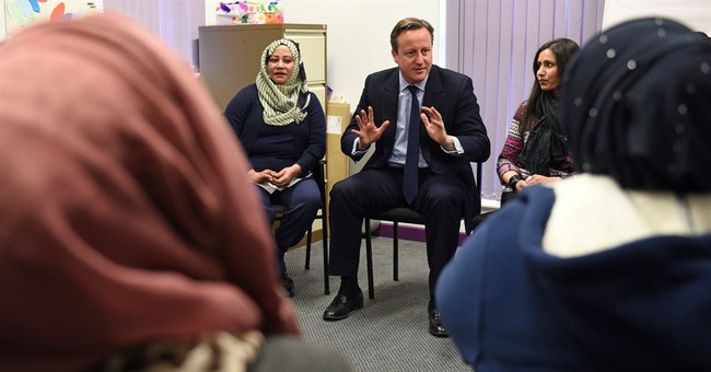 UK to offer language classes to female Muslim immigrants