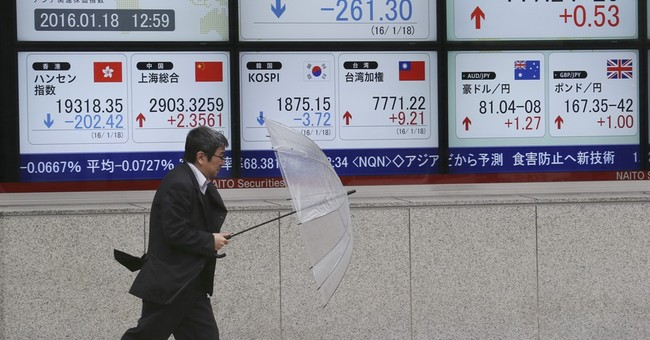 Asian stocks rise after China growth within expectations