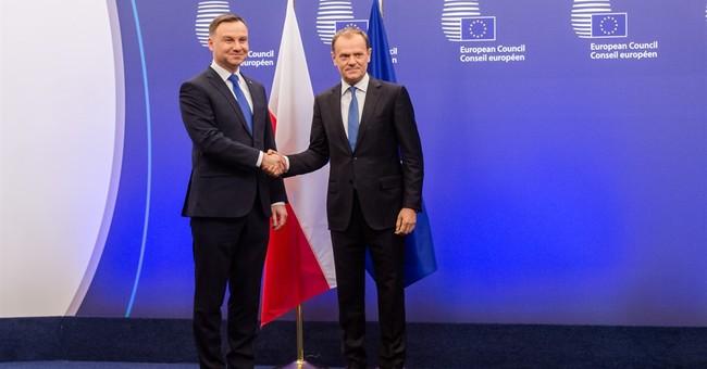 Tusk, Duda not Poles apart on EU probe of law changes