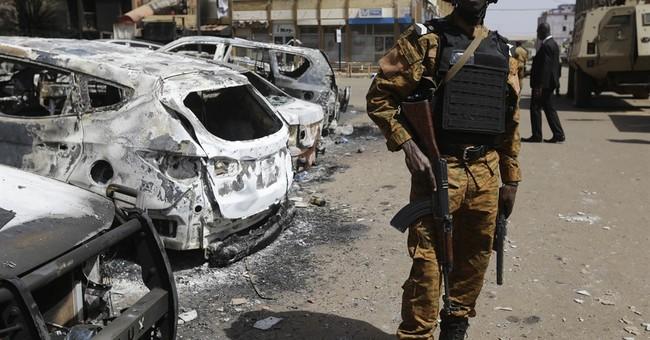 Burkina Faso capital security tightens after jihadi attack