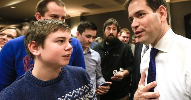 Rubio: faith 'single greatest influence in my life'