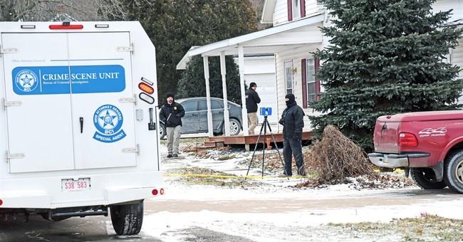 Sheriff: Ohio police officer found dead; suspect in custody