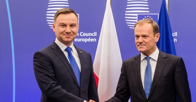 Tusk, Duda not Poles apart on EU probe of law changes