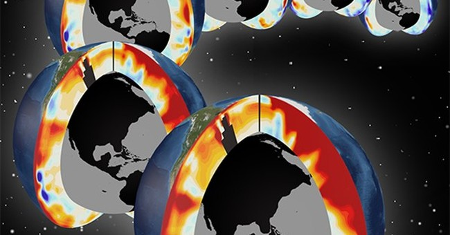 Study: Man-made heat put in oceans has doubled since 1997