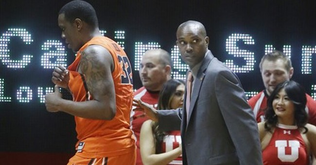 Oregon St suspends Reid at least 4 games for tripping ref