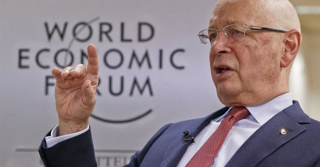 Davos chief: Europe, falling oil, inequality among worries