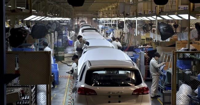 Latest gauge on China slowdown brings relief it wasn't worse
