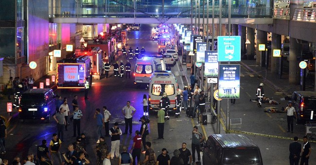 The Latest: Flights resume from US to Istanbul airport