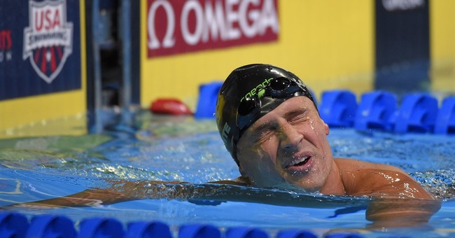 Franklin, Lochte struggle against rising stars at US trials
