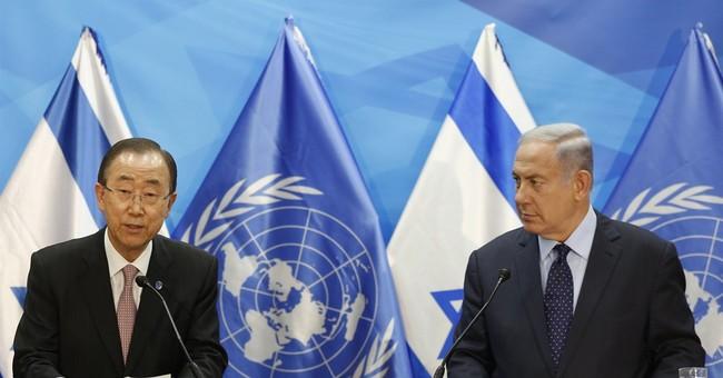 Former Israeli security men present plan for Palestinians