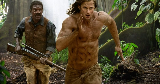 Review: In 'Tarzan,' a questionable return to the jungle