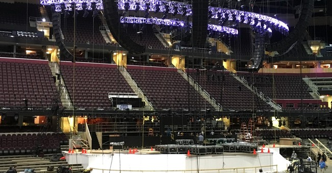 GOP says Cleveland arena will be ready for convention start