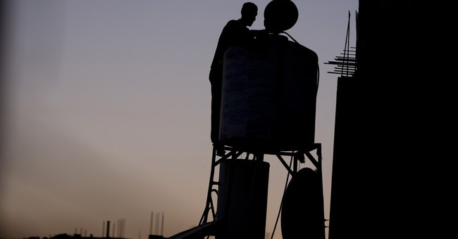 Palestinians say Israel caused their summer water shortage