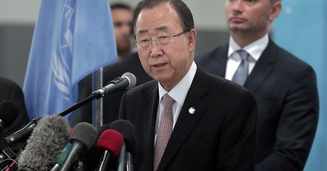 UN chief criticizes Gaza blockade after Israel-Turkey deal