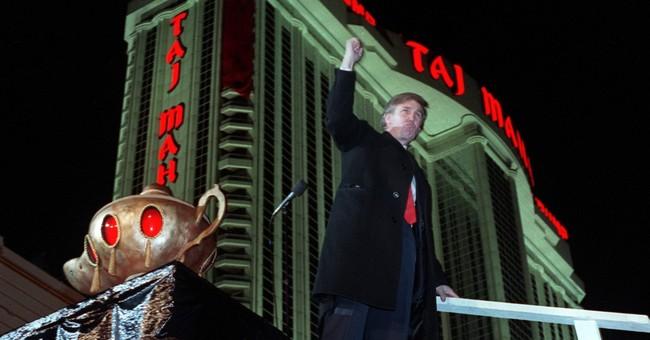 Trump Taj bankruptcy left many contractors angry