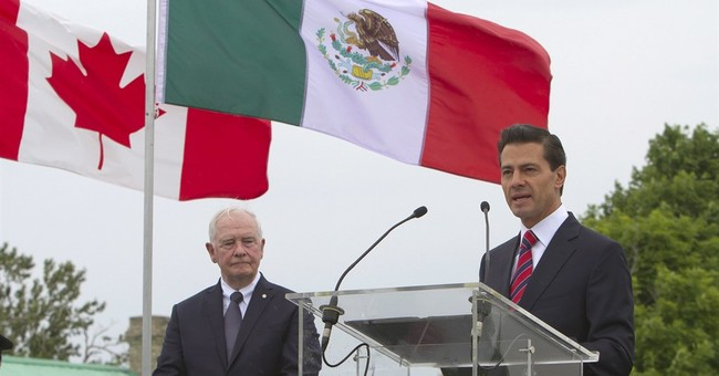 Canada to lift visa for Mexican visitors