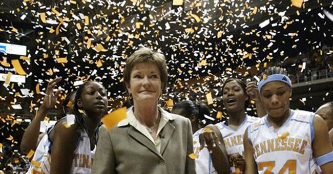 A look at Pat Summitt's milestone wins