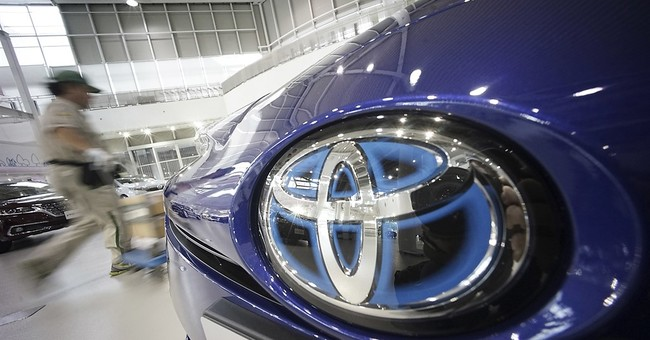 Toyota recalls 1.43 million vehicles for defective air bags