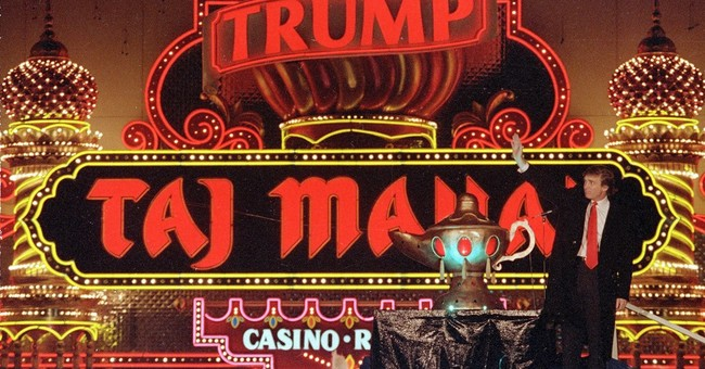 'Little guy' contractors still angry at Trump Taj bankruptcy