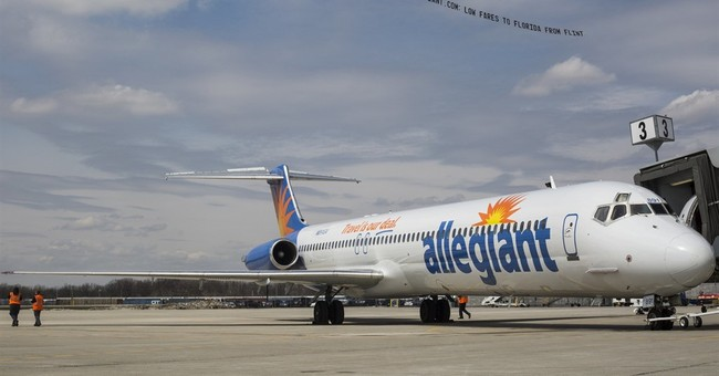 Discount airline to land at Newark with opening up of slots