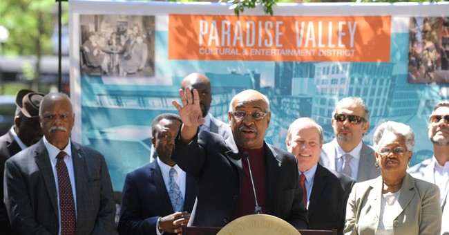 Firms to redevelop buildings in Detroit's Paradise Valley