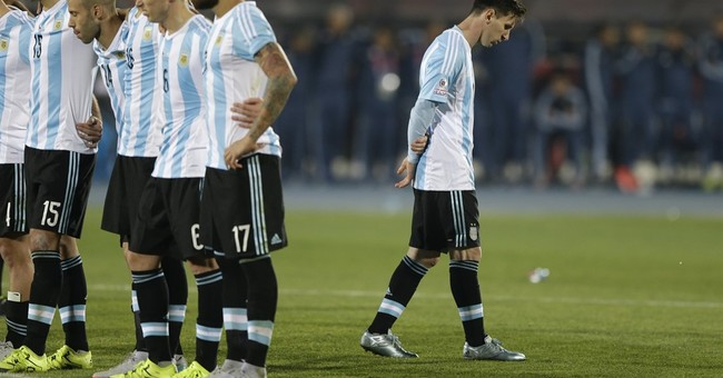 Maradona urges Argentines to leave Messi alone over quitting