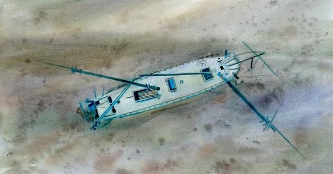 NY-based explorers find 1868 schooner wreck in Lake Ontario
