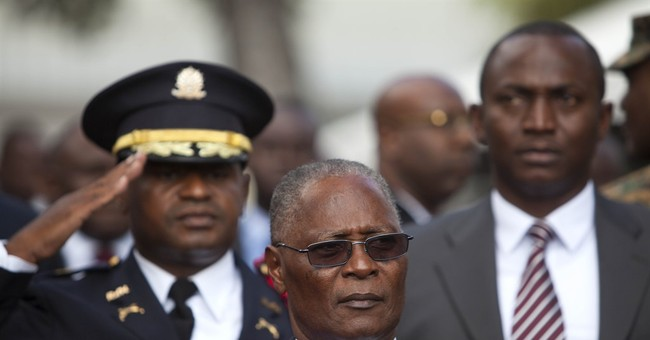 Haiti's bickering lawmakers avoid vote on interim leader