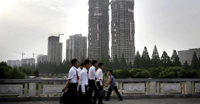 Pyonghattan 2.0: More skyscrapers go up in N. Korea capital