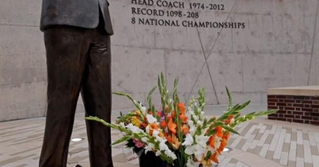 Players, coaches make pilgrimage; say goodbye to Pat Summitt
