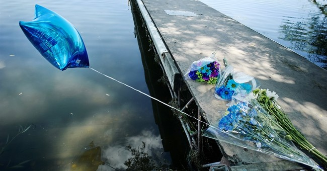 2 missing Minnesota boys found dead, submerged in lake